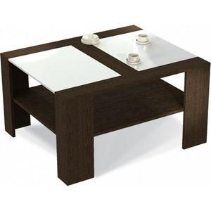 Журнальный стол Sheffilton 190 венге/белый мат. стол стамбул по тип1 1160 1475 х700мм венге флориан белый хром