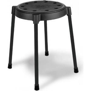 Табурет Sheffilton SHT-S36 черный/черный, 4 шт