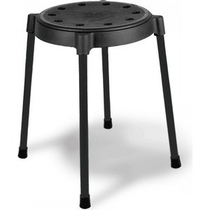 Табурет Sheffilton SHT-S36 черный/черный, (4 штуки) jskei черный