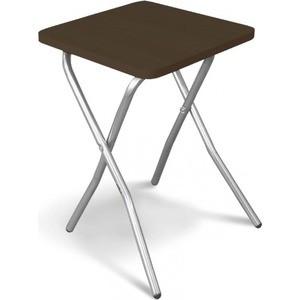 Табурет Sheffilton SHT-S6 хром/венге, (5 штук) стол sheffilton sht t9 800х800х755мм белый венге лдсп дерево