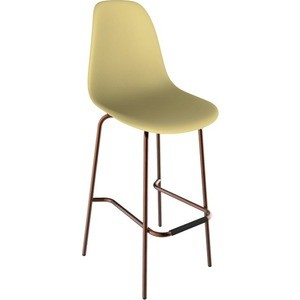 Стул Sheffilton SHT-S29 бежевый/медный металлик набор мебель для дома марии sylvanian families