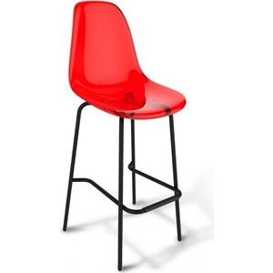 Стул Sheffilton SHT-S29 PC красный/черный муар стул барный sheffilton sht s29 бежевый черный муар шатура стулья и табуреты