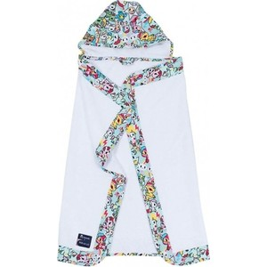 Полотенце с капюшоном Bebe Au Lait Unikiki (TBCUI-7177)  все цены