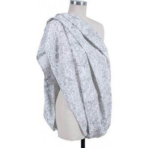 Муслиновый шарф для кормления Bebe Au Lait Unikiki (SFBMUI-7160)