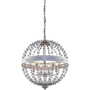 Подвесная люстра Favourite 1888-6P потолочная люстра idlamp grace 299 4pf whitepatina