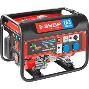 Генератор бензиново-газовый Зубр ЗЭСГ-2200-М2