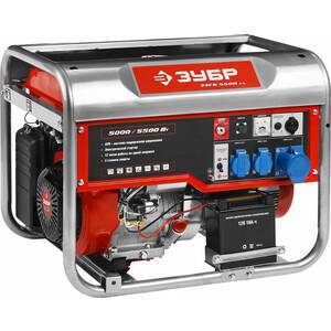 Генератор бензиновый Зубр ЗЭСБ-4500-ЭА генератор бензиновый prorab 4500 eb