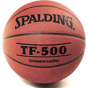 Spalding Мяч баскетбольный TF-500, Indoor/Outdoor (64-512)