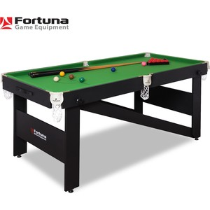Бильярдный стол Fortuna Hobby BF-630S Снукер 6фт с комплектом аксессуаров.