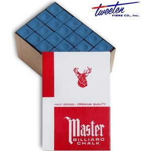 Мел Tweeten Master Blue 72шт. мел tweeten triangle blue 72шт