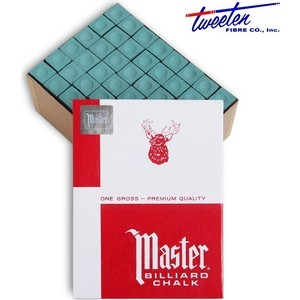 Мел Tweeten Master Spruce 144шт. мел tweeten triangle blue 72шт