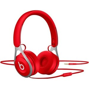 Наушники Beats EP On-Ear Headphones red (ML9C2ZE/A) наушники apple beats solo2 on ear headphones серебристый mh982zm a
