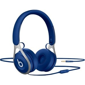 Наушники Beats EP On-Ear Headphones blue (ML9D2ZE/A) беспроводные наушники monster isport freedom wireless bluetooth on ear green