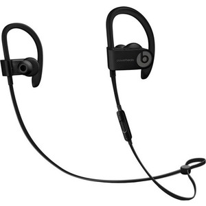 Наушники Beats Powerbeats3 Wireless black (ML8V2ZE/A) earphones beats powerbeats3 wireless bluetooth earphone wireless headphone with microphone headphone for phone in ear sport