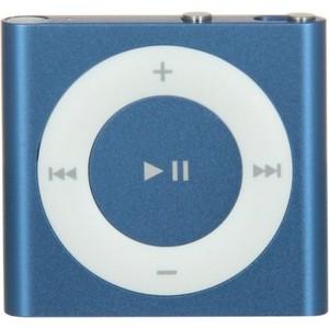 Фотография товара mP3 плеер Apple iPod shuffle 2Gb blue (MKME2RU/A) (654743)
