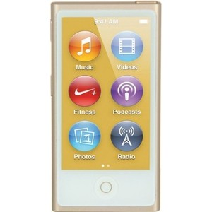 MP3 плеер Apple iPod nano 16Gb gold (MKMX2RU/A) apple ipod nano chromatic 4g 8gb
