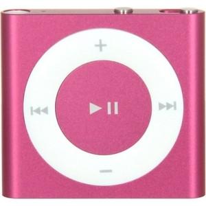 Фотография товара mP3 плеер Apple iPod shuffle 2Gb pink (MKM72RU/A) (654748)