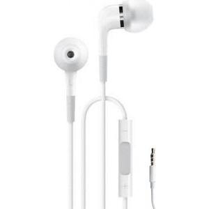 Наушники Apple In-Ear (ME186ZM/B) feie company digital programmable mini in ear hearing amplifier cic aparelho auditivo invisivel s 12a online sale