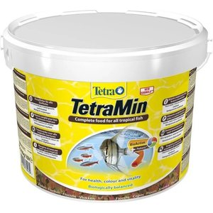 Корм Tetra TetraMin Flakes Complete Food for All Tropical Fish хлопья для всех видов тропических рыб 10л (769939) 1000g 98% fish collagen powder high purity for functional food