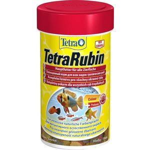 Корм Tetra TetraRubin Flakes Premium Food for All Tropical Fish хлопья усиление окраски для всех видов тропических рыб 1л (204416) 1000g 98% fish collagen powder high purity for functional food