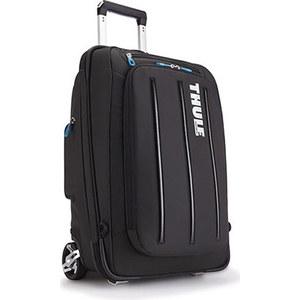 Чемодан-рюкзак Thule на колесах Crossover Rolling-On 38L, черный