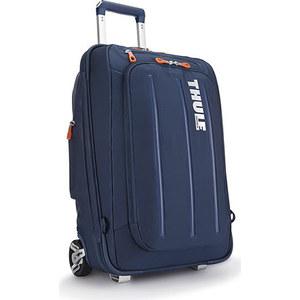 Чемодан-рюкзак Thule на колесах Crossover Rolling-On 38L, темно-синий