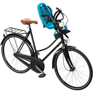 Фотография товара детское велосипедное кресло Thule Yepp Mini, цвет морской волный (655018)