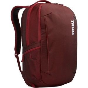 Городской Рюкзак Thule Subterra Backpack 30L, темно бордовый new arrival wing chun butterfly knives bart cham dao wing chun swords with free shipping butterfly carving on handle with bag