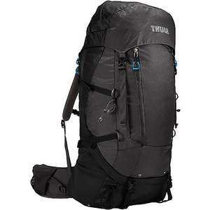Рюкзак туристический Thule Guidepost 75L, (мужской), чёрный/тёмно-серый