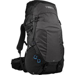 Рюкзак туристический Thule Capstone 50L (мужской), чёрный/тёмно-серый