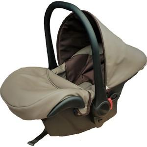 Автокресло Lonex (Кожа) коричневый (F-DB-ECCO) сумка eldora ecco ecco mp002xw0001w