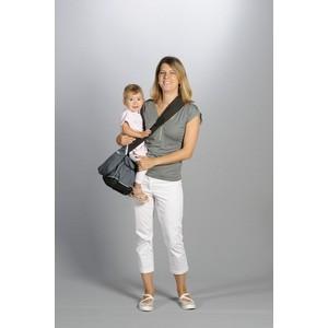 Claessens'Kids Хипсит/Мамина сумка (серая) (66140020)