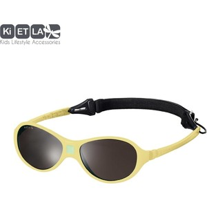 Ki ET LA Очки солнцезащитные детские Jokaki 1-2,5 лет. Yellow (желтый) (T2JAUNE) очки корригирующие grand очки готовые 2 5 g1358 c4