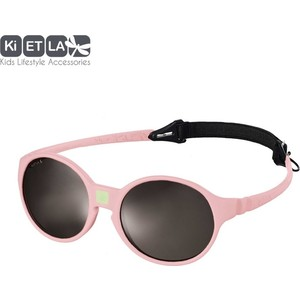Ki ET LA Очки солнцезащитные детские Jokakid's 4-6 лет. Light Pink (светло-розовый) (T4GUIMAUVE)