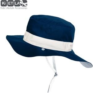 Ki ET LA Панама двухсторонняя Синяя UPF 50+ 6-12 мес. (44/47 см) (KA1NAVY) chaos панама chaos stratus sombrero