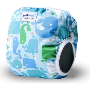 Фотография товара bambinex Трусики для плавания mobby, 2 шт/уп. M, 11-15 кг (BB00174) (655235)