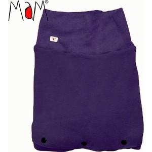 МаМ Флисовая слинговставка-накидка для мамы и малыша Cold Weather Insert, Фиолетовый (12259957) товары для мам