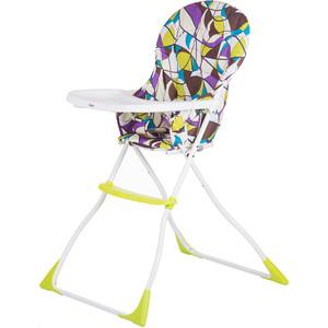 Стульчик для кормления BabyHit Bonbon - Сиреневый с зелёным babyhit babyhit стульчик для кормления tummy голубой