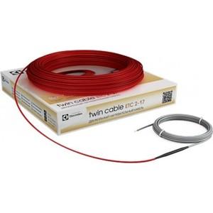 Фотография товара кабель нагревательный Electrolux ETC 2-17-600 (комплект теплого пола) (655402)