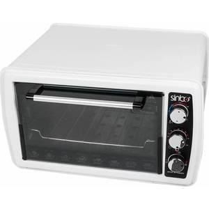 Мини-печь Sinbo SMO 3635, белый микроволновая печь sinbo smo 3657