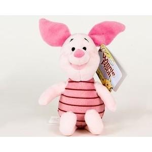 Nicotoy Мягкая игрушка Хрюня, 25см (5874590) мягкая игрушка свинка disney хрюня 25 см розовый текстиль 6901014010594