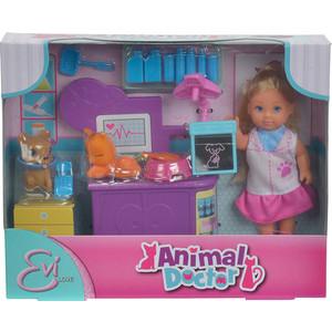 Simba Набор кукла Еви-ветеринар (5732798) игровой набор simba simba набор доктора 13 предметов