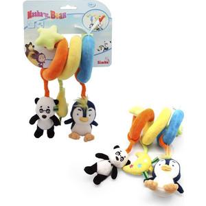 Фотография товара simba Игрушка на кроватку/коляску Маша и Медведь (9301430) (655504)