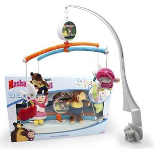 Simba Мобиль музыкальный Маша и Медведь (9300923)