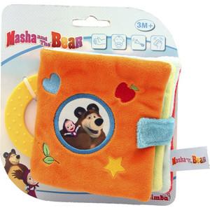 Simba Плюшевая книжечка Маша и Медведь (9301374)