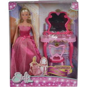Simba Кукла Штеффи-принцесса + столик (5733197)