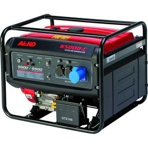 Генератор бензиновый AL-KO 6500-C бензиновая газонокосилка al ko 119765 classic 4 66 p a edition