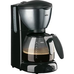 Кофеварка Braun KF 570/1 Deluxe