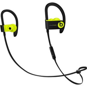 Наушники Beats Powerbeats3 Wireless yellow (MNN02ZE/A) earphones beats powerbeats3 wireless bluetooth earphone wireless headphone with microphone headphone for phone in ear sport