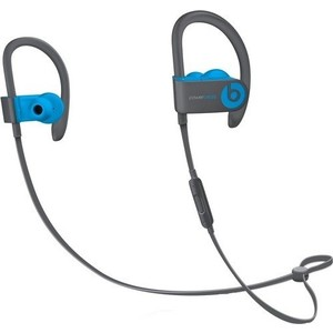 Наушники Beats Powerbeats3 Wireless blue (MNLX2ZE/A) earphones beats powerbeats3 wireless bluetooth earphone wireless headphone with microphone headphone for phone in ear sport